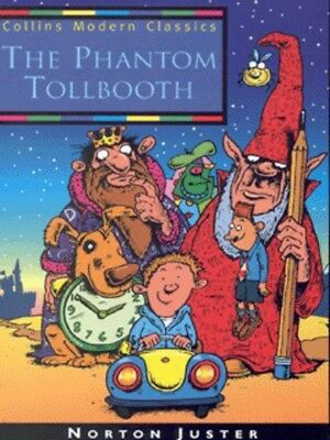 Collins modern classics: The phantom tollbooth by Norton Juster (Paperback)