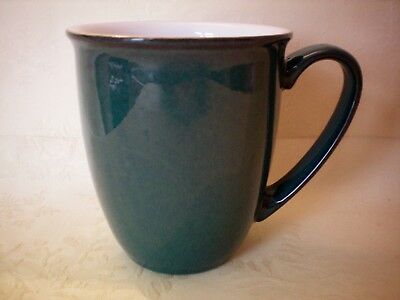 Denby Greenwich Flared Beaker Mug Excellent Condition ref (G)