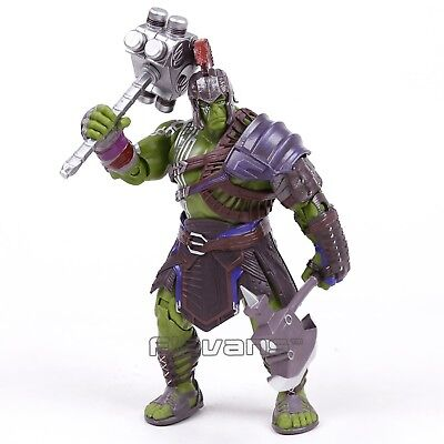 "Diamond Marvel Select Thor: Ragnarok Gladiator Hulk 9"" Action Figure - Ships Now"