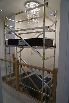 eTrade King Multi Access Tower, Walk Through Aluminium Scaffold Tower