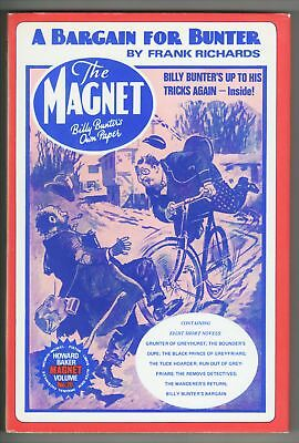 The Magnet Annual - A Bargain for Bunter - 1974 - No 26 - AS NEW!!