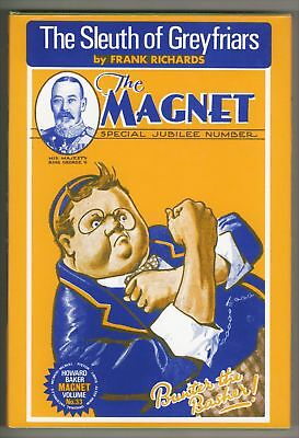The Magnet Annual - The Sleuth of Greyfriars - 1975 - No 33 - AS NEW!!