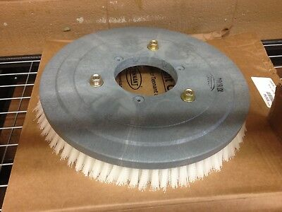 "Tennant Nobles Brush Assy, Disk Scrub, Nylon, 1016764, 17"" OD, Fits T2, T3-17"