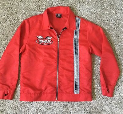 Aerosmith (S) Vintage Livin' On The Edge Tour Jacket..
