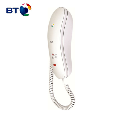 BT Duet 210 Corded Telephone Home Phone and Wall Mountable