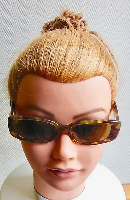 M&g - Superb Pair Vintage Sunglasses Rare Collector Woman