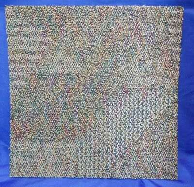 """Interface Commerical carpet tiles 18""""x18"""" Optical 9950 with trim & adhesive"""