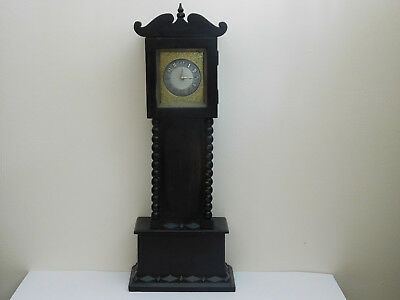 Antique Verge Fusee English Miniature Longcase Clock By James Gorham, London