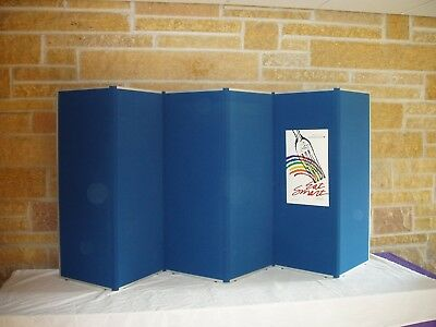 Trade Show Tabletop (360) Downing Display w/ Shipping-Carrying Case