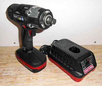 "Craftsman 1/2"" Impact Wrench Kit  C3 ID2030"