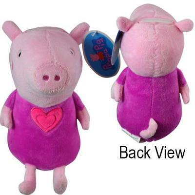 Peppa Pig Plush Bank 8""