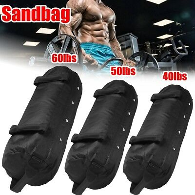 Boxing Power Bag/Sand Bag Cross Fit Bag Exercise Training MMA Weight Bags 40-60l