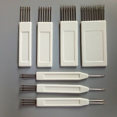 Transfer Tool Set 6 Needles parts Fit For All 4.5mm Knitting Machine Brother K6