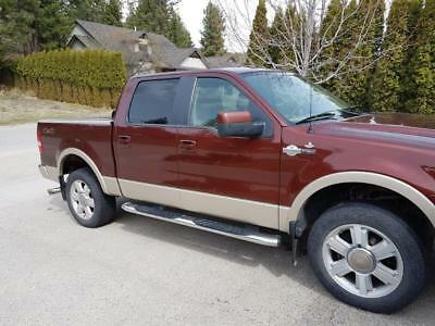 Ford: F-150 SuperCrew 2007 Ford F150 King Ranch 4x4 Auto