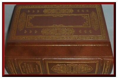 1980 -Tales From The Arabian Nights-Richard Burton Franklin Library Leather Book