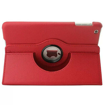 360 Rotate Smart Leather Case Cover For Apple iPad 2 3 4 5 / Air / Mini / Pro AT