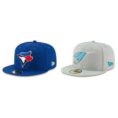 Toronto Blue Jays TOR MLB Authentic New Era 59FIFTY Fitted Cap - 5950 Hat  Blue ad02064e7b