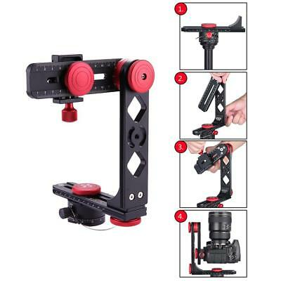 720° Panoramic Tripod Head w/Ball Head Quick Release Plate for Nikon DSLR Camera