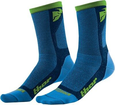 Thor 3431-0279 Sock S6 Dual Bl/gn 6-9