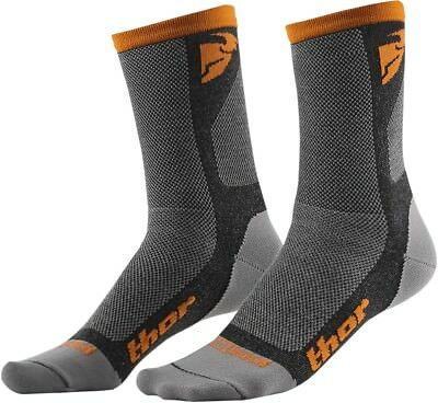 Thor 3431-0283 Sock S6 Dual Gy/or 6-9