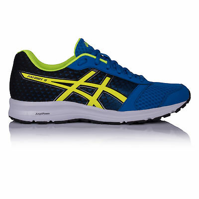 Asics Trainers Yellow Shoes Running Patriot Mens Sneakers 9 Blue TXr7wTq