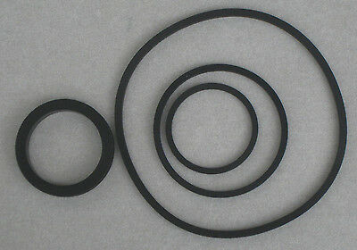 Belts and Idler Tire for Sony VO-9600, VO-9800, VO-9850 and VP-9000 U-matic VCRs