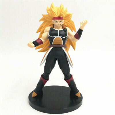 DXF Dragon Ball Z Hero Super Saiyan Vol. 3 Burdock DBZ Anime Figure