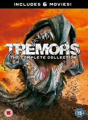 Tremors: The Complete Collection (Box Set) [DVD]