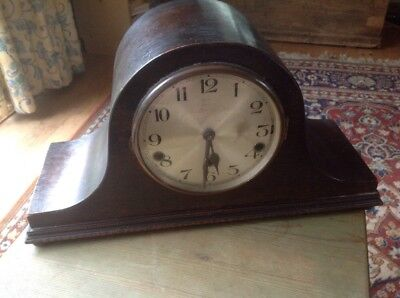 Large Westminster Chimes Mantle Clock