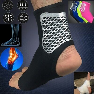 Cheville Entorse Bretelles Support de Pied Bandage Tendon D'Achille Sangle