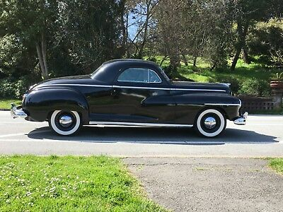 1947 Dodge Other  1947 Dodge Deluxe business coupe. Very clean CA black plate car