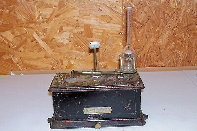 Antique Torsion Balance Co. Apothecary Scale Style 1515 Laboratory Pharmacists