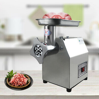 Home Meat Grinder Electric Sausage Filler Chicken Soft Bone Mincer 400w