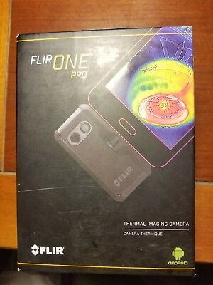 FLIR ONE PRO Thermal Imaging Camera Attachment *New* USB-C Type Android