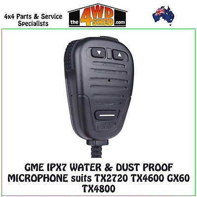 GME IPX7 Water Dust proof Microphone Speaker TX2720 TX4600 GX60 TX4800 - MC516B
