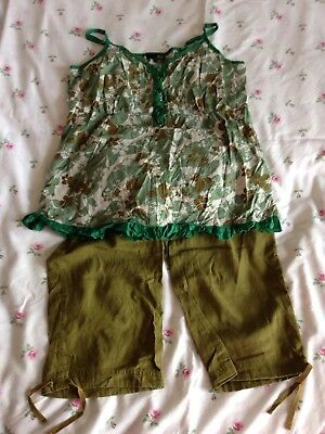 Maternity Outfit Size 14/M