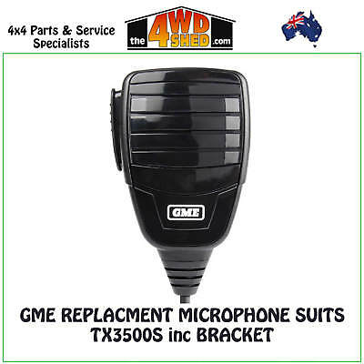 GME Replacement Microphone Speaker suits TX3500S inc MB206 BRACKET - MC557B