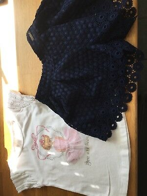 Mayoral Girls Outfit Age 5