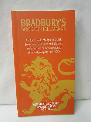 Bradbury's Book of Hallmarks ~ Originally Compiled by Frederick Bradbury ~ 2014