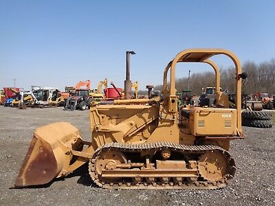 1986 Dresser 100E Crawler/Loader, OROPS, Clean machine RUNS GREAT!