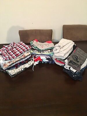 Baby Boy Clothes Bundle Size 0 (6-12 Months)