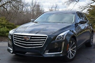 2016 Cadillac CTS 4 LUXURY-EDITION/AWD/PANORAMIC/NAVIGATION 2016 Cadillac CTS 4 Luxury Edition AWD Sedan 4-Door 2.0L Turbo / w all options!