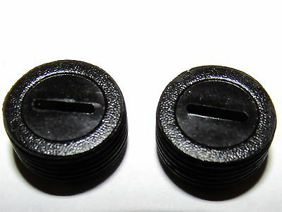 2 MOTOR CARBON BRUSH CAPS FOR SHOPRIDER MOBILITY SCOOTER Spare Parts