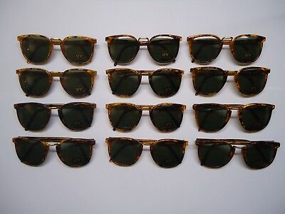 12 Retro Style FASHION SUNGLASSES for KIDS new 100% UV PROTECTION wholesale lot