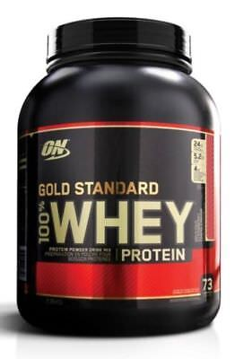 Optimum Nutrition 100% Whey Protein Powder 2.27kg Gold Standard ON Free Delivery