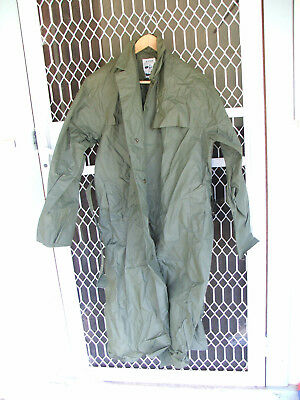 Australian Army Raincoat