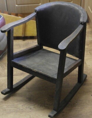 antique chids ROCKING CHAIR