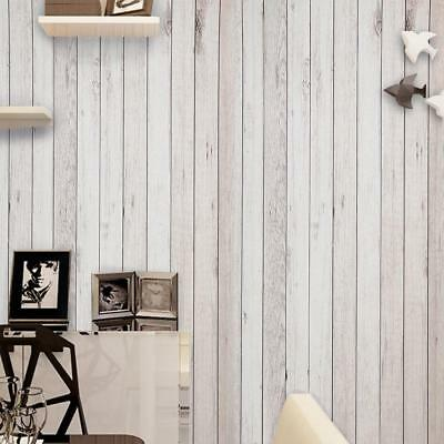 Peel And Stick Wallpaper Wood Grain Self Adhesive DIY Home Decor Easy To Install