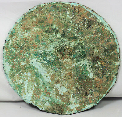 Bronze mirror - possibly Egyptian