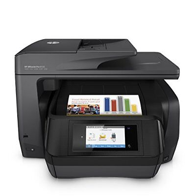 HP OfficeJet Pro 8720 All-in-One Wireless Printer with Mobile Printing, USED